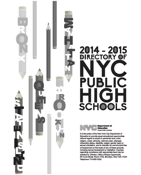 What You Need To Know About The NYC High School Publications