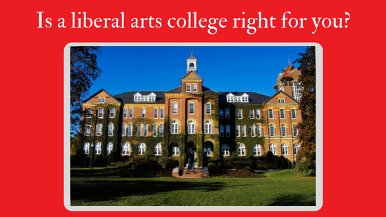 Liberal Arts Colleges: Taking a Closer Look