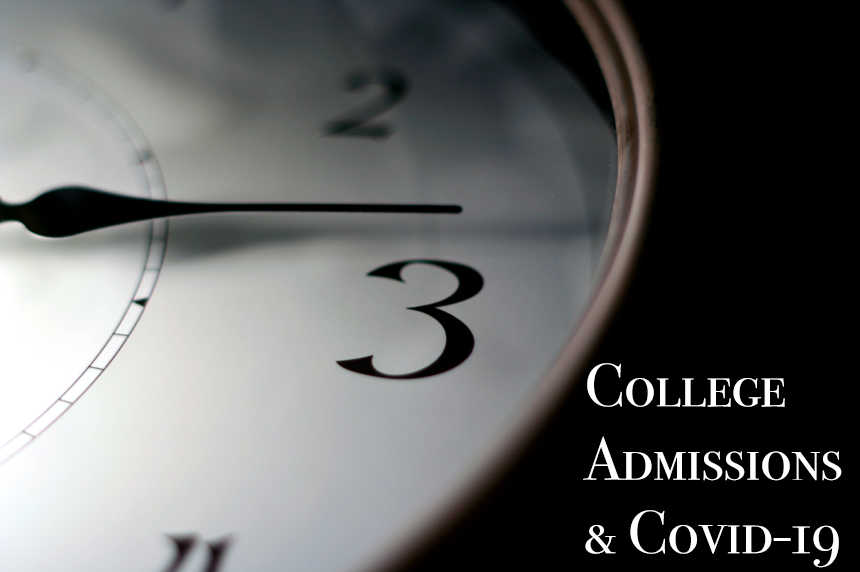 College Admissions & Covid-19